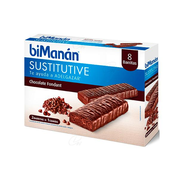 BIMANAN BARRITA CHOCOLATE NEGRO FONDANT 40 G 320 G 8 BAR