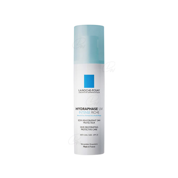 LA ROCHE-POSAY HYDRAPHASE UV INTENSE RICA 50ML SPF 20