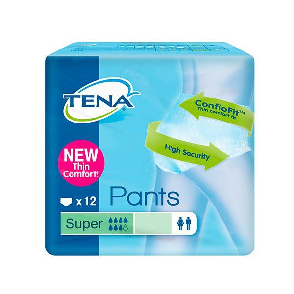 Tena Pants Super Talla L 12 Unidades