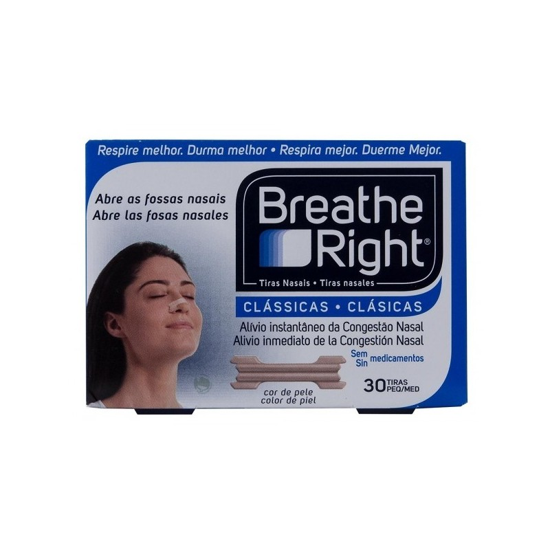 BREATHE RIGHT TALLA GRANDE 30U