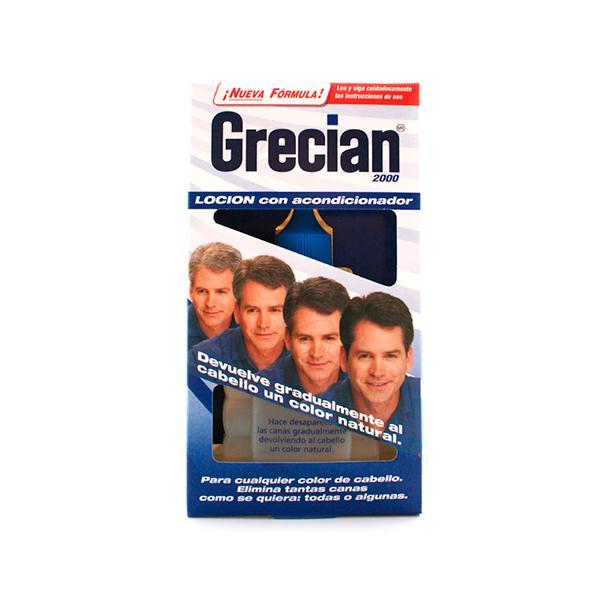 GRECIAN 2000 LOCION ANTICANAS CON ACONDICIONADOR 125 Ml