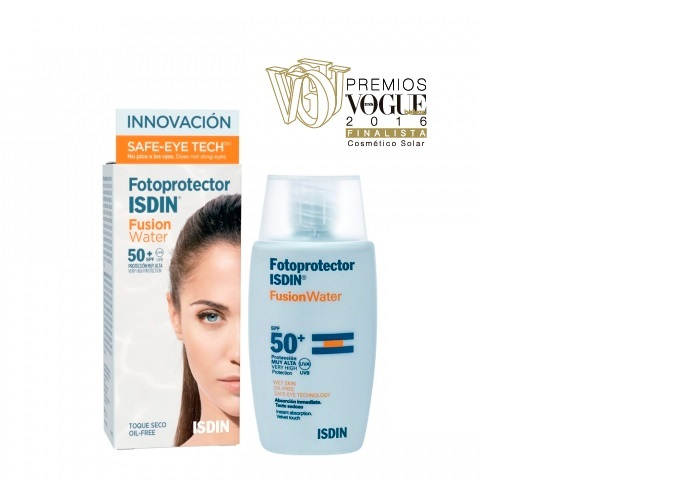 FOTOPROTECTOR ISDIN SPF50+ FACIAL FUSION WATER 50ML