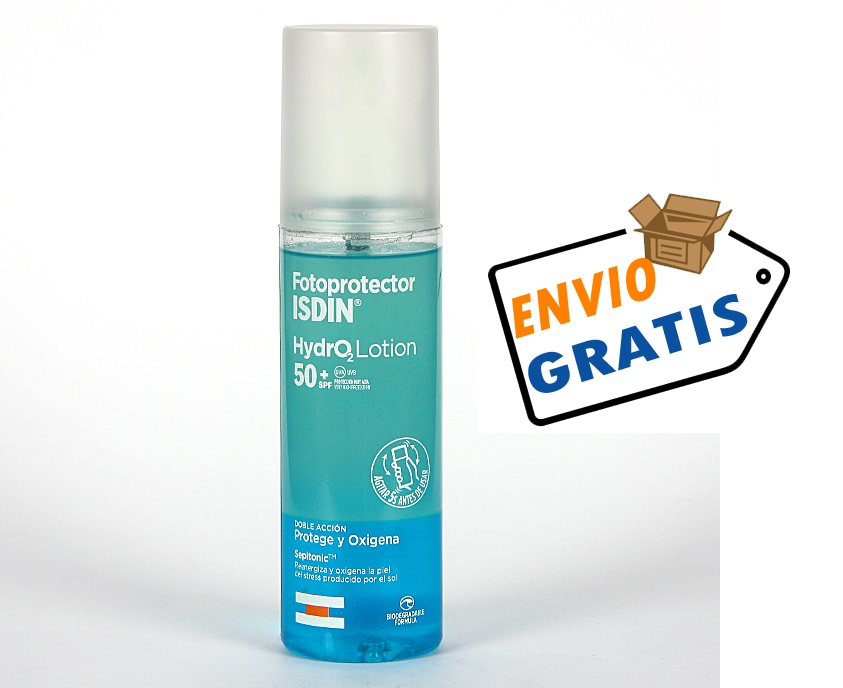 FOTOPROTECTOR ISDIN HYDROLOTION SPF50+ 200ML