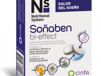 NS SOÑABEN BI EFFECT 1,85 MG 30 COMP