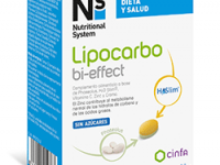 NS LIPOCARBO BI-EFFECT 60 COMP